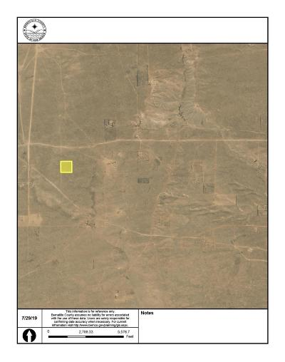Albuquerque Residential Lots & Land For Sale: Off Powers Way (Bw#1) SW