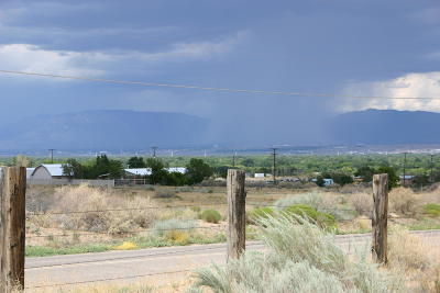 Albuquerque Residential Lots & Land For Sale: Niese Road SW