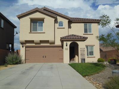 Rio Rancho Single Family Home For Sale: 510 Loma Linda Court NE