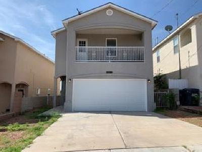 Albuquerque Single Family Home For Sale: 6608 Churchill Road SW