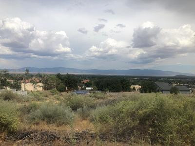 Valencia County Residential Lots & Land For Sale: Valley View