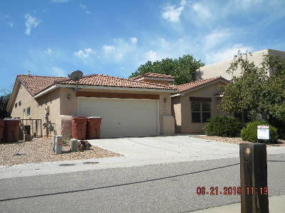 Bernalillo Single Family Home For Sale: 313 Calle Damiano