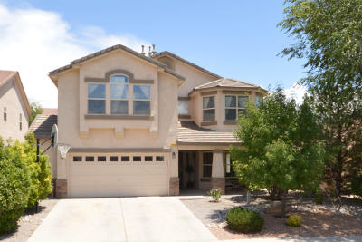Rio Rancho Single Family Home For Sale: 1416 Montiano Loop SE