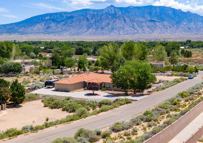 Sandoval County Single Family Home For Sale: 105 Calle Contenta