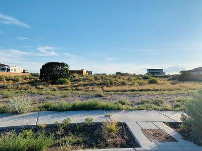 Albuquerque Residential Lots & Land For Sale: 8005 Camino Alto Court NW