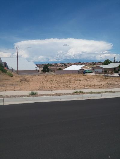 Albuquerque Residential Lots & Land For Sale: 10713 Pastime Avenue NW