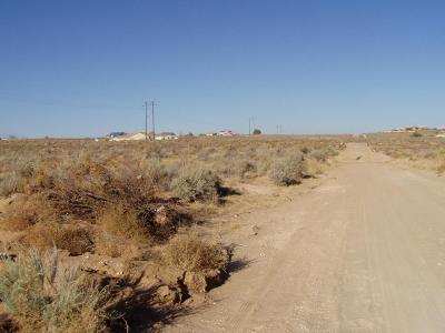 Torrance County Residential Lots & Land For Sale: Berrendo