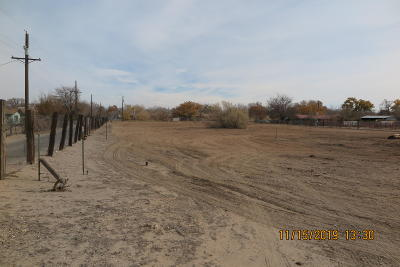 Albuquerque Residential Lots & Land For Sale: 3112 Amalia Road SW