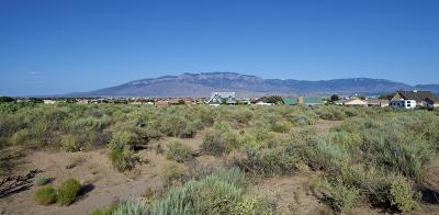Rio Rancho NM Residential Lots & Land For Sale: $19,000