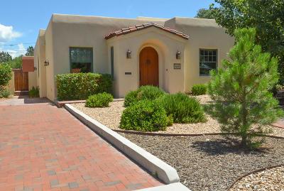 Albuquerque Single Family Home For Sale: 306 Bryn Mawr Drive SE