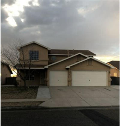 Albuquerque Single Family Home For Sale: 1616 Summerfield Place SW