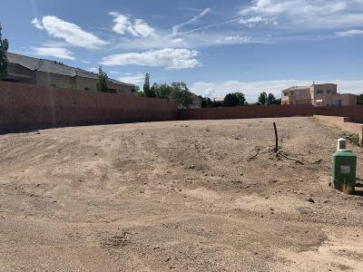 Albuquerque Residential Lots & Land For Sale: 9204 Desert Ridge Pointe Court NE