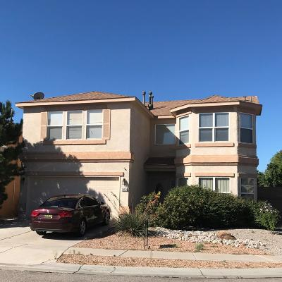 Bernalillo County Single Family Home For Sale: 10023 Calle Allegro NW