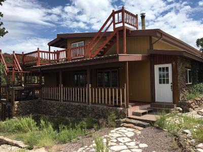 Single Family Home For Sale: 18 Wild Horse Rd In Last Frontier