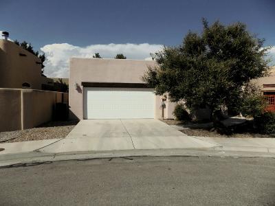 Valencia County Single Family Home For Sale: 2258 Calle De Alifas