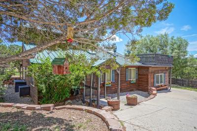 Cedar Crest Single Family Home For Sale: 20 Fir Loop