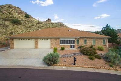 Albuquerque Single Family Home For Sale: 130 Camino De La Sierra NE