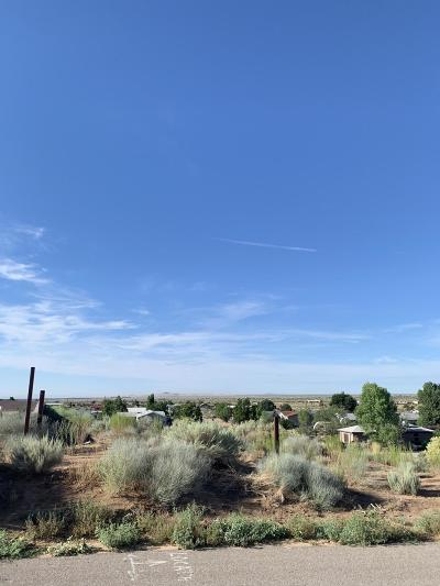Rio Rancho NM Residential Lots & Land For Sale: $60,000
