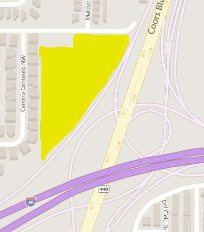Albuquerque Residential Lots & Land For Sale: Miami NW