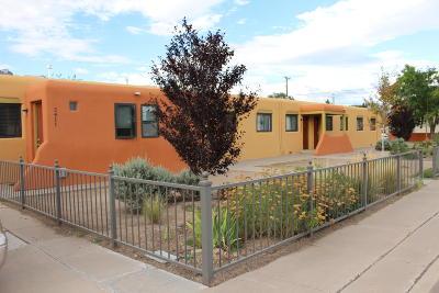 Albuquerque Multi Family Home For Sale: 2601 Rio Grande Blvd NW