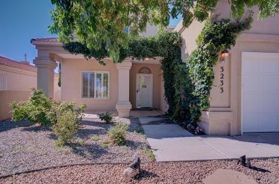 Sandoval County Single Family Home For Sale: 3233 Calle Suenos SE
