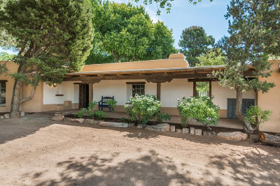 Corrales Single Family Home For Sale: 246 Angus Road