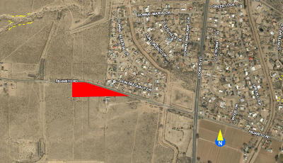 Albuquerque Residential Lots & Land For Sale: Pajarito (Wfl #13) Road SW