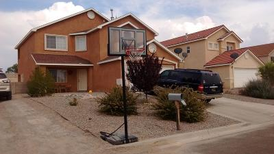 Valencia County Single Family Home For Sale: 41 Cruces Loop