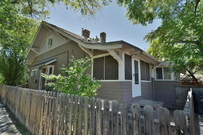 Albuquerque Multi Family Home For Sale: 323 13th Street