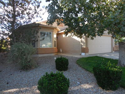 Rio Rancho Single Family Home For Sale: 640 Playful Meadows Drive