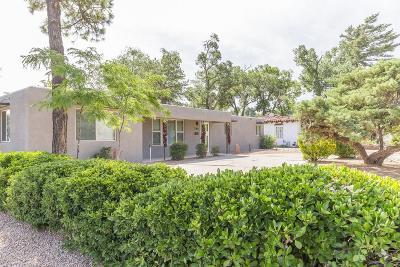 Bernalillo County Single Family Home For Sale: 540 Hermosa Drive NE