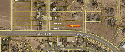 Rio Rancho Residential Lots & Land For Sale: 4749 Sioux Drive NE
