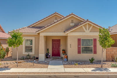 Bernalillo Single Family Home For Sale: 804 Palo Duro Drive