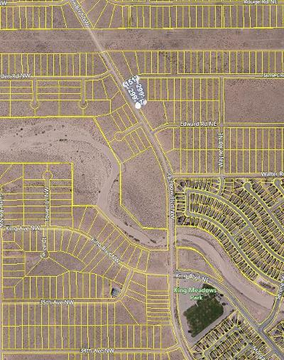 Rio Rancho Residential Lots & Land For Sale: 100 James Road NE