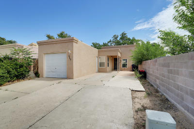 Albuquerque Single Family Home For Sale: 948 Sky Street SW