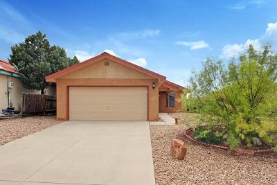 Valencia County Single Family Home For Sale: 106 Vissing Place