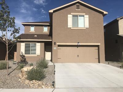 Albuquerque Single Family Home For Sale: 3016 Tierra Dorado Drive SW