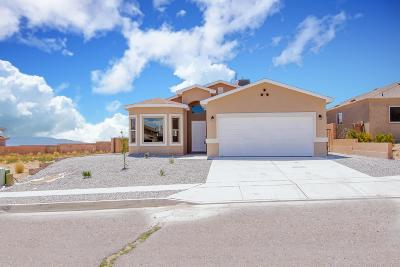 Albuquerque Single Family Home For Sale: 10728 Pipestone Road