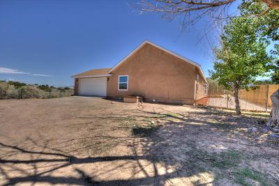Bernalillo Single Family Home For Sale: 1494 Calle Baack