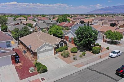 Bernalillo County Single Family Home For Sale: 8015 Lyndsi Avenue NW