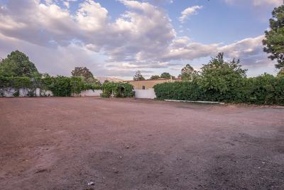 Albuquerque Residential Lots & Land For Sale: 801 Morningside Place SE