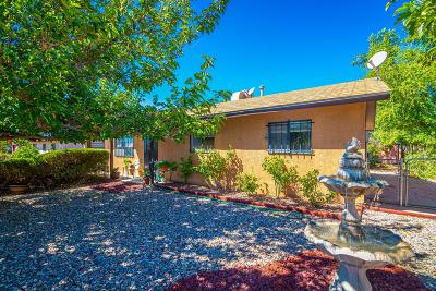 Valencia County Single Family Home For Sale: 326 Gorman Avenue