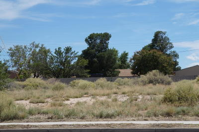 Albuquerque Residential Lots & Land For Sale: 0000 Milne Road NW