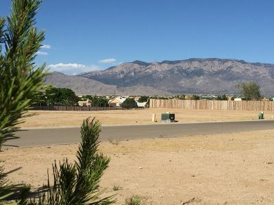Bernalillo County Residential Lots & Land For Sale: 615 Kabrico Court NE