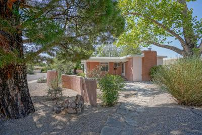 Albuquerque Single Family Home For Sale: 301 Adams Street NE