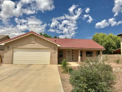 Albuquerque NM Single Family Home For Sale: $192,500