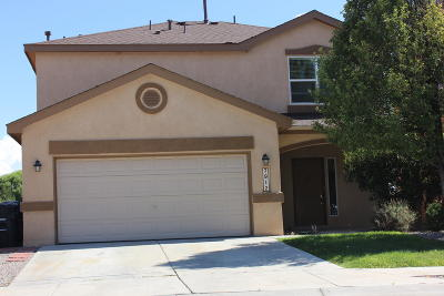 Albuquerque Single Family Home For Sale: 7912 Sierra Altos Place NW