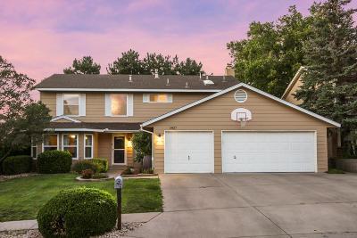 Albuquerque Single Family Home For Sale: 5827 Lost Dutchman Avenue