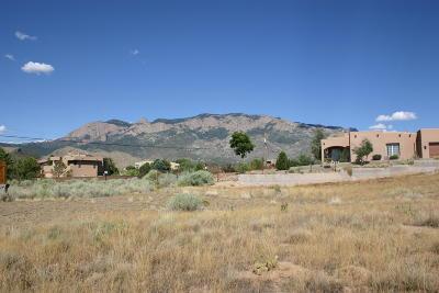 Bernalillo County Residential Lots & Land For Sale: 9900 Elena Avenue NE