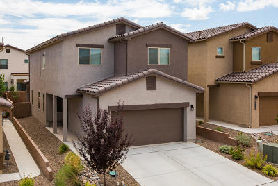 Bernalillo County Single Family Home For Sale: 8708 Warm Wind Place NW